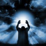 знак веры Стоковая Фотография RF