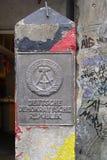 знак ГДР Стоковые Фото