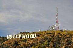 Знак Голливуда Стоковые Фото