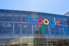 Знак значка Google стоковое фото rf