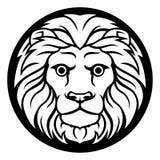 Знак зодиака льва Лео бесплатная иллюстрация