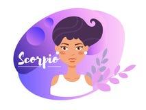 Знак зодиака horoscope космофизики Иллюстрация изолированная вектором иллюстрация детей персонажей из мультфильма цветастая графи бесплатная иллюстрация