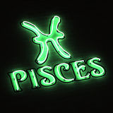 Знак зодиака Pisces Стоковое фото RF