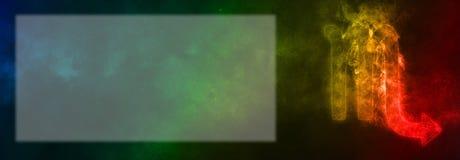 Знак зодиака Scorpio Знак гороскопа Scorpio Комната текста шаблона Стоковое Изображение