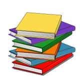 Знак книги. Символ книги. Стоковая Фотография RF