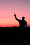 знак мира Стоковые Фото