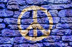 Знак мира Стоковое Изображение