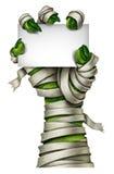 Знак мумии Стоковая Фотография