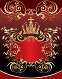 знак образа abel heraldic иллюстрация вектора