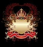 знак образа abel heraldic Стоковое фото RF