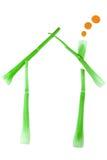 Знак дома стоковое изображение rf