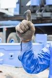 Знак руки и перста Стоковые Фотографии RF