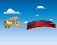 Знак самолета иллюстрация штока