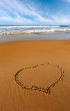 Знак сердца Стоковое Изображение