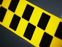 Знак такси Стоковое фото RF