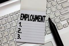 Знак текста показывая занятость Схематическое положение фото оплачивать использование занятия работы что-то стоковая фотография