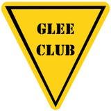 Знак треугольника клуба веселья бесплатная иллюстрация