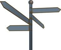 Знак улицы Стоковые Изображения