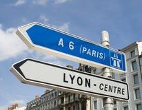Знак улицы Стоковое Изображение