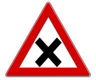 Знак уличного движения Стоковые Изображения RF