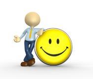Знак улыбки иллюстрация вектора