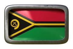 Знак флага Вануату иллюстрация вектора