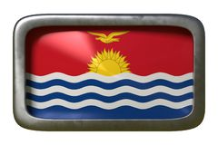 Знак флага Кирибати бесплатная иллюстрация