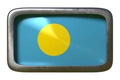 Знак флага Палау бесплатная иллюстрация