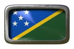 Знак флага Соломоновых Островов бесплатная иллюстрация