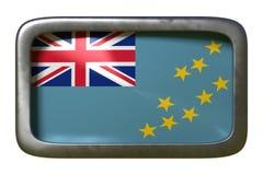 Знак флага Тувалу иллюстрация штока