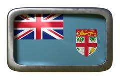 Знак флага Fidji иллюстрация штока