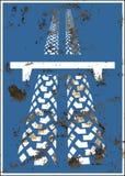 знак хайвея стоковые фото
