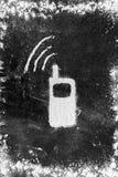 Знак черни Стоковые Фотографии RF