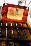 Знак экипажа только стоковое изображение