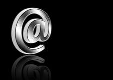 знак электронной почты иллюстрация вектора
