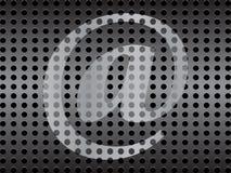 знак электронной почты Стоковые Фотографии RF