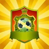 знак ямайки футбола Стоковая Фотография