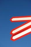 знак 05 Стоковое Изображение RF