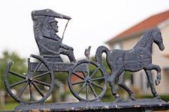 Знак Amish Стоковая Фотография