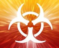 знак biohazard бесплатная иллюстрация