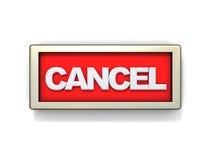 знак cancel кнопки бесплатная иллюстрация