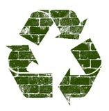 знак eco abstact Стоковые Изображения RF