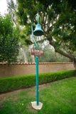 Знак El Camino Real San Fernando стоковая фотография