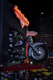 Знак Harley Davidson Стоковые Фотографии RF