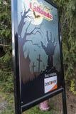 Знак Ronde Ла Стоковая Фотография