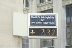 Знак Scott & Stringfellow Inc. стоковое фото