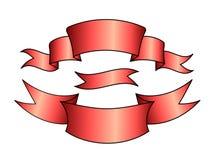 знамена Стоковые Изображения RF