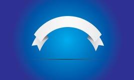 Знамя дела Стоковое Изображение RF