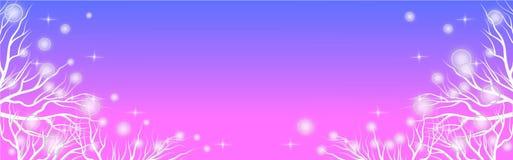 Знамя заголовка сети Стоковое Фото