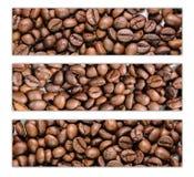 Знамя кофе Стоковые Фото